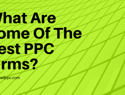 PPC Firms