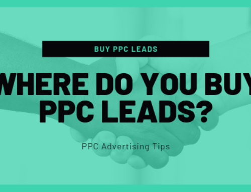 Where Do You Buy PPC Leads?