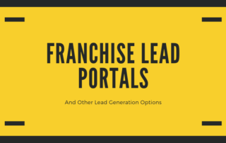 Franchise Lead Portals