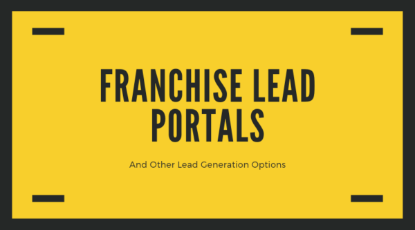 Franchise Lead Portals