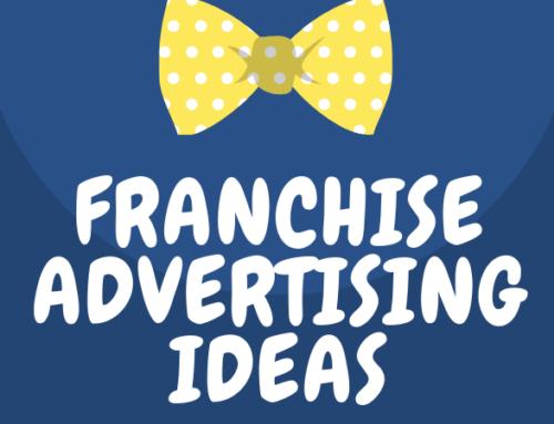2021년의 상위 프랜차이즈 광고 아이디어들