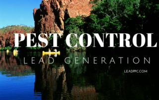 Pest Control Lead Generation