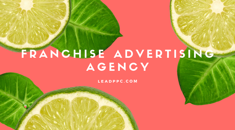 Franchise Advertising Agency